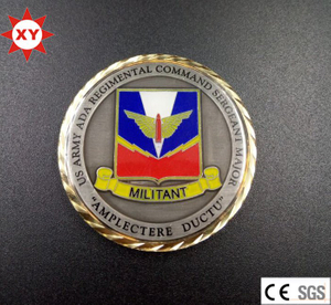 Factory Directly Supply Metal Brass Challenge Coins - Buy