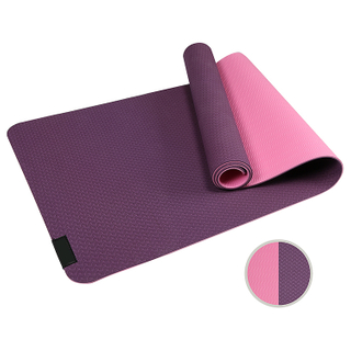 Custom Thick Gym Exercise Traning Pilates Gymnastics Printed Mat Fitness Anti-slip NBR Home Made Yoga Mat