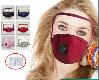 3 Layer Washable Winter And Summer protect eyes Comfortable Use Face Mask