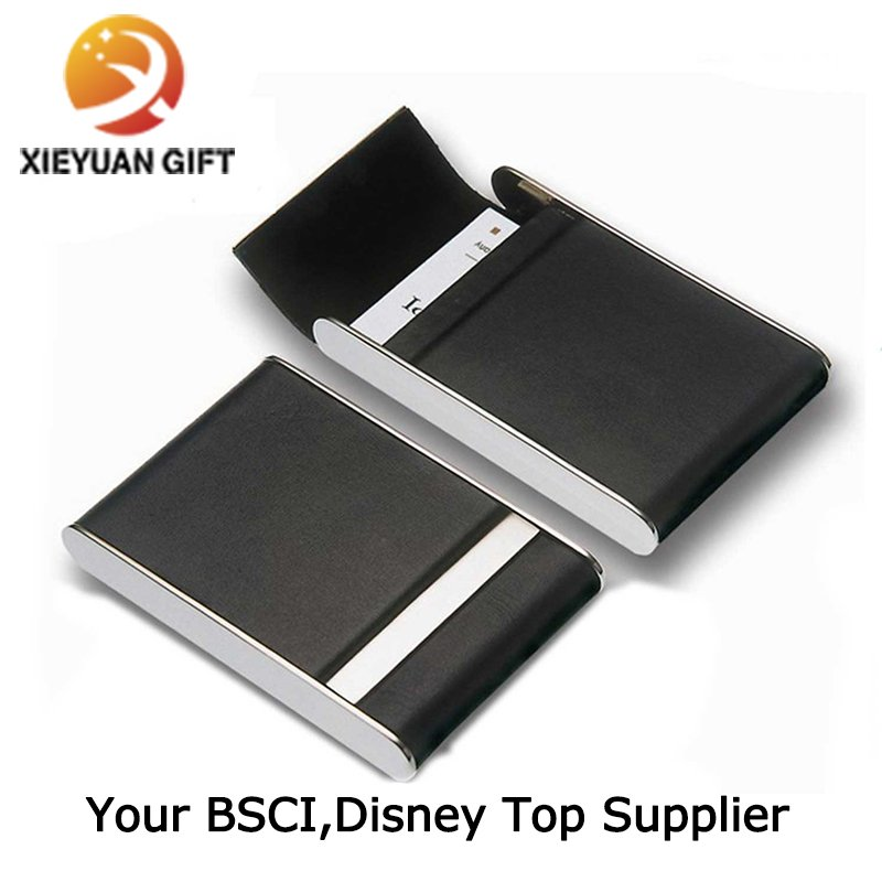 Fashion Design Stainless Name Card Holder (XY-mxl91901)