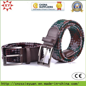 Handmade Webbing Belt, Handmade Canvas Belt