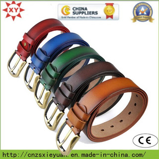 High Quality Custom Real Leather Belt for Men