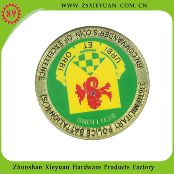 Zinc Alloy Badge (XY-Hz1018)