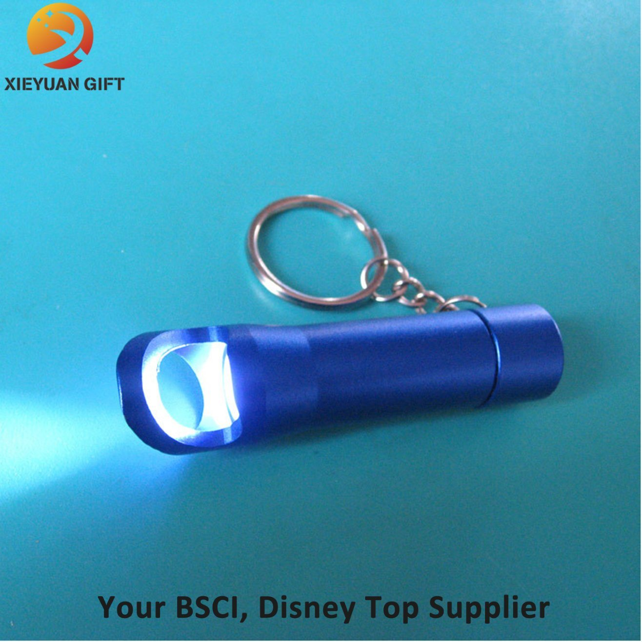 Black Color Laser Logo Ring Opener (XYmxl112407)
