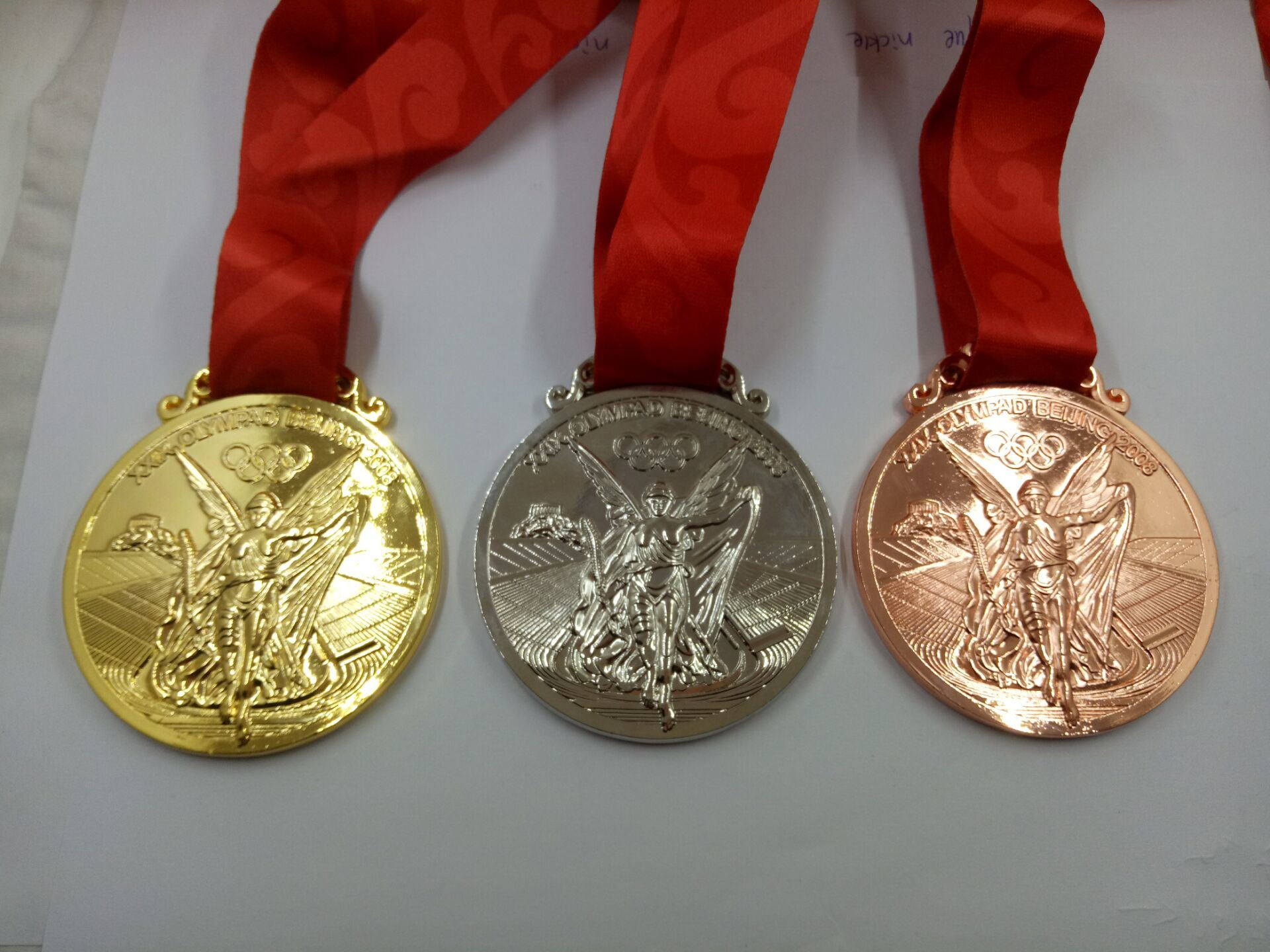 New Design Replica Olympic Gold Medals (XY160914)