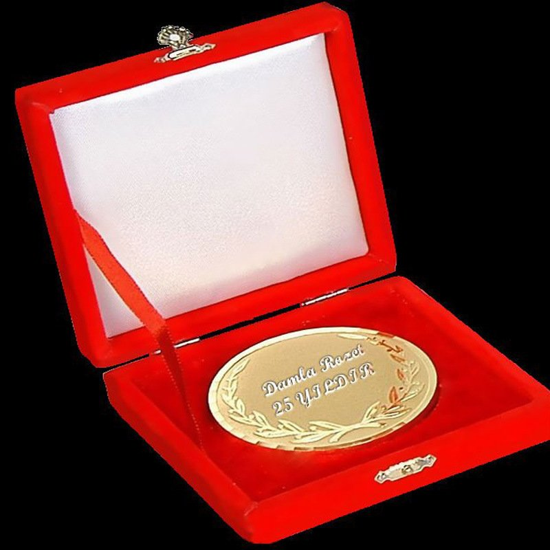 Coin with Gift Box