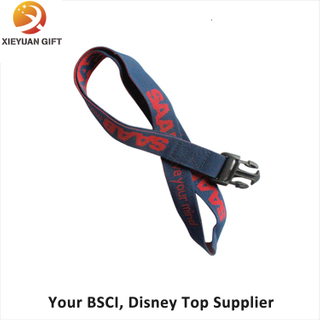Polyester Material Metal Ribbon Buckle for Sale (XY-mxl080701)