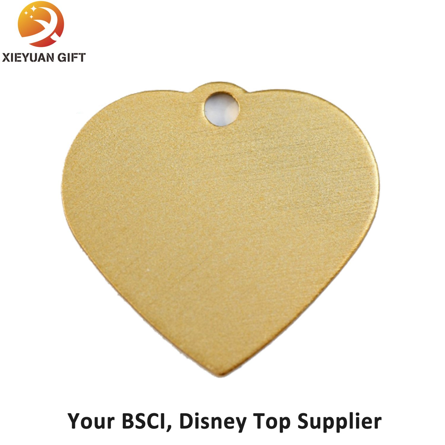 Latest Customized Gold Plated Dog Tags for Promotion Item