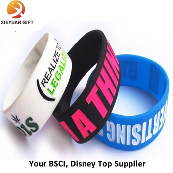 Souvenirs Collecting Albun Messi Silicone Bracelet Wholesale
