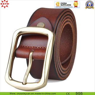 High Quality Real Leather Belt Buckle