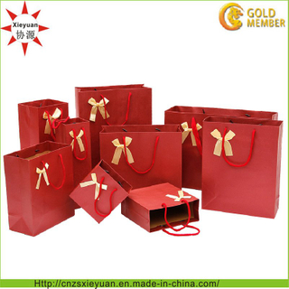 Custom Design Paper Packing Bag