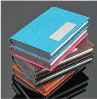 Diffefrent Deisgn Metal Business Card Holder for Women and Men
