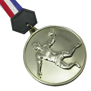 Basketball Sport Medal
