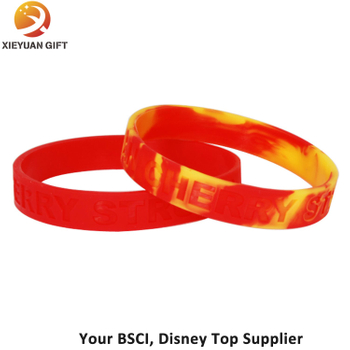 Bracelet Souvenir Gifts Use Custom Kids Silicone Wristbands