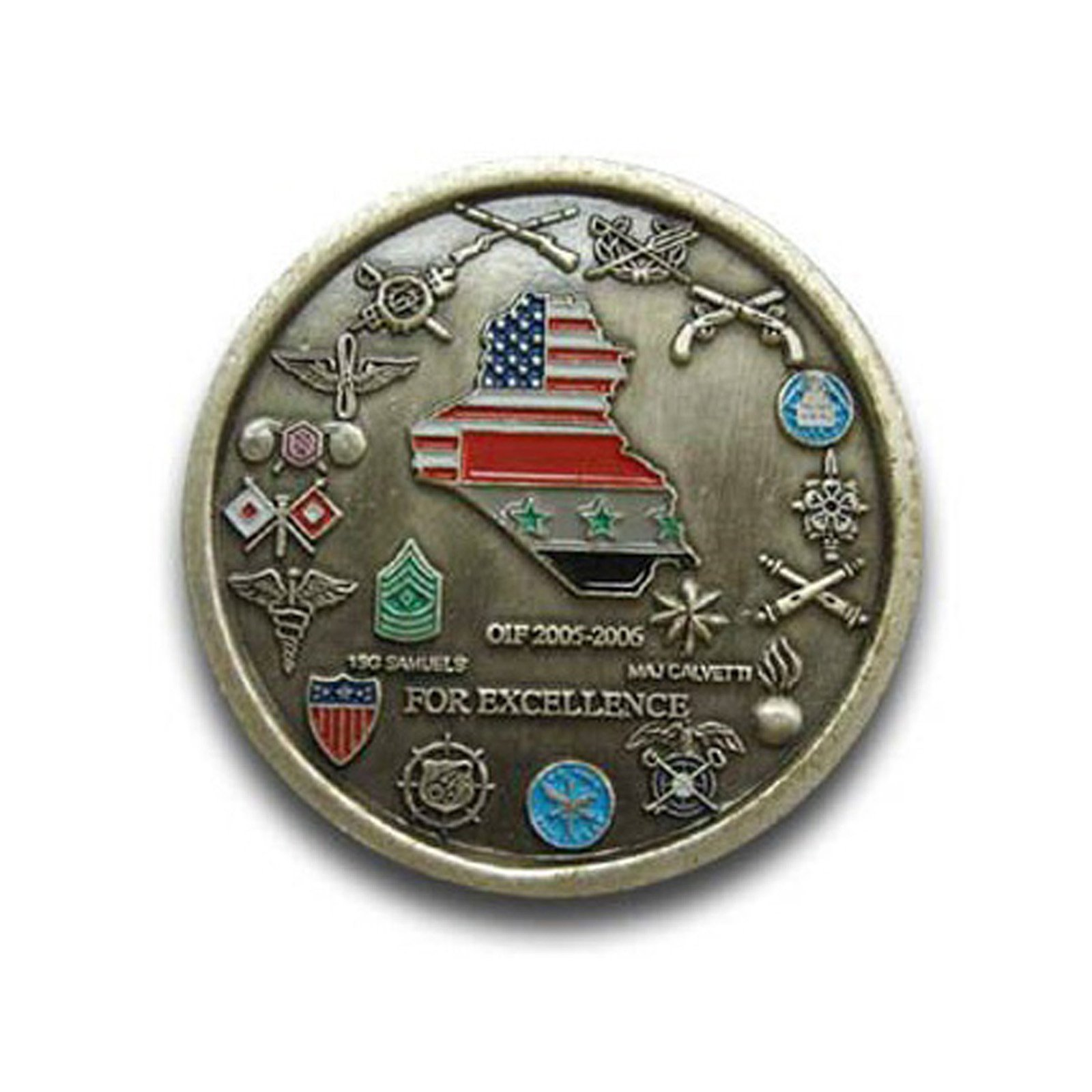 2013 Custom Coin (XY-JNB1028)