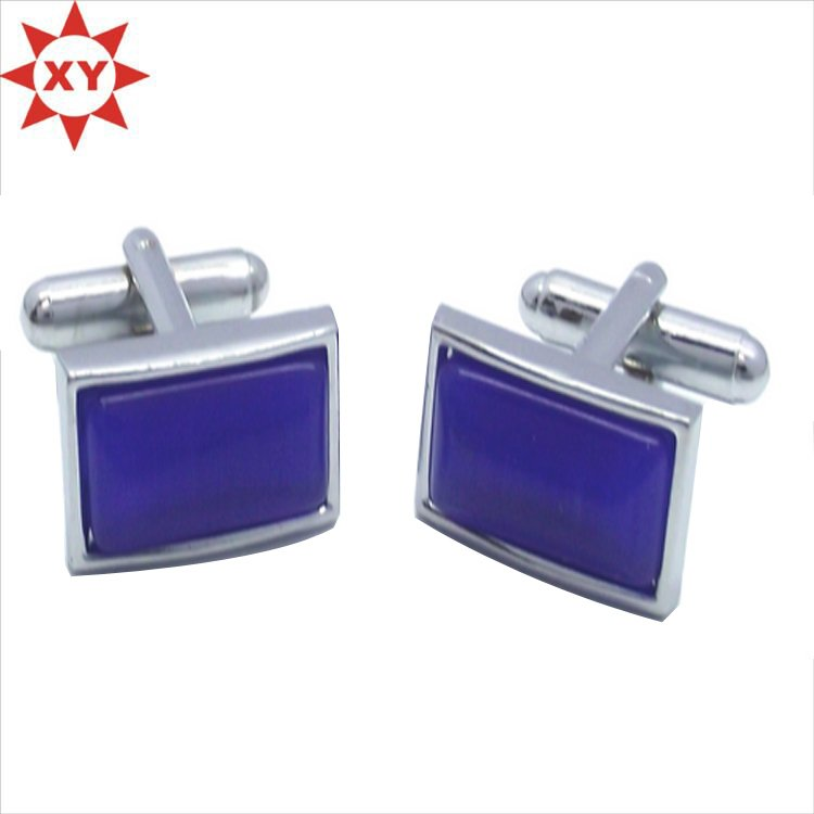 Retangle Shape Quick Delivery Cufflinks for Gifts