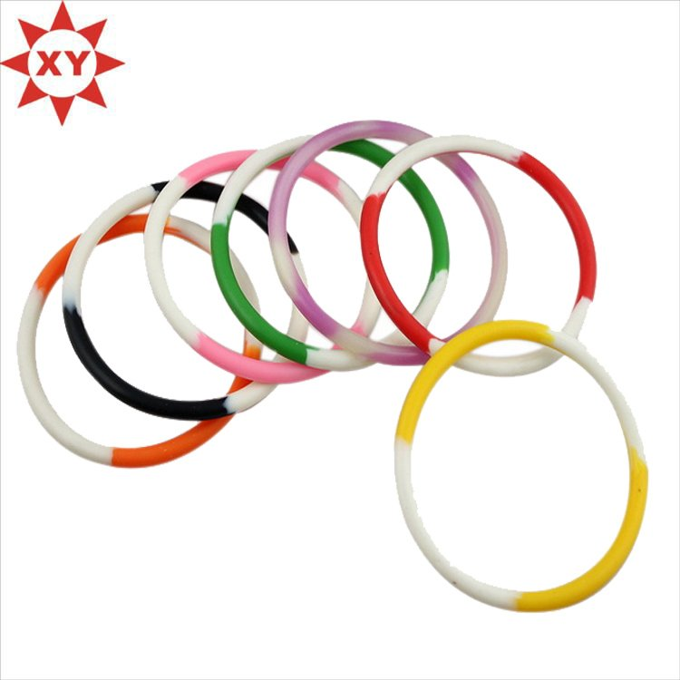 Logo Printing Anime Silicone Wristband for Promotion