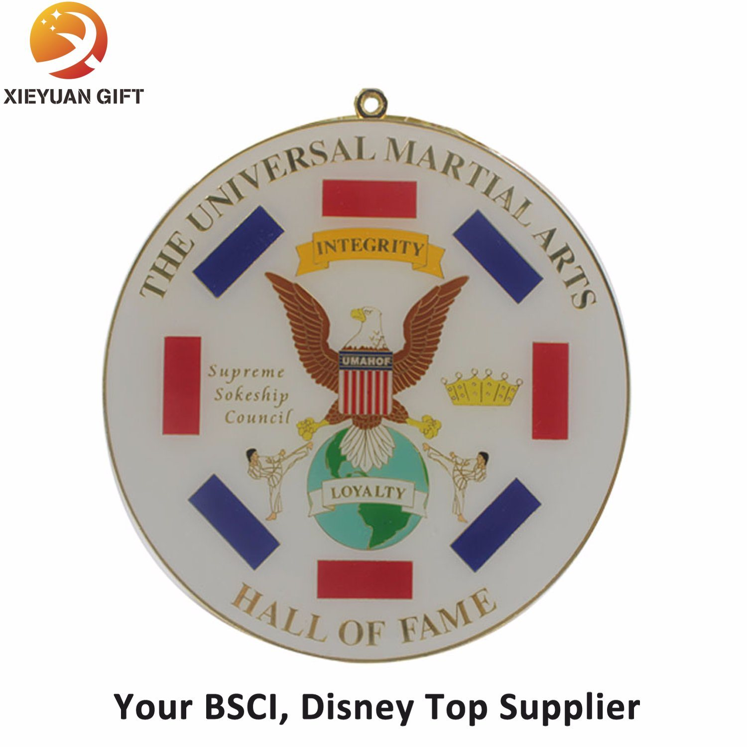 Sprot Metal Medals with Lanyard