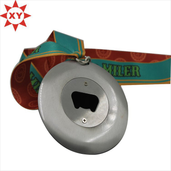 Zinc Alloy 3D Custom Medals Award with Opener Function