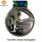 2015 Honor Hottime Energy Silver Embossing Medals Supplier