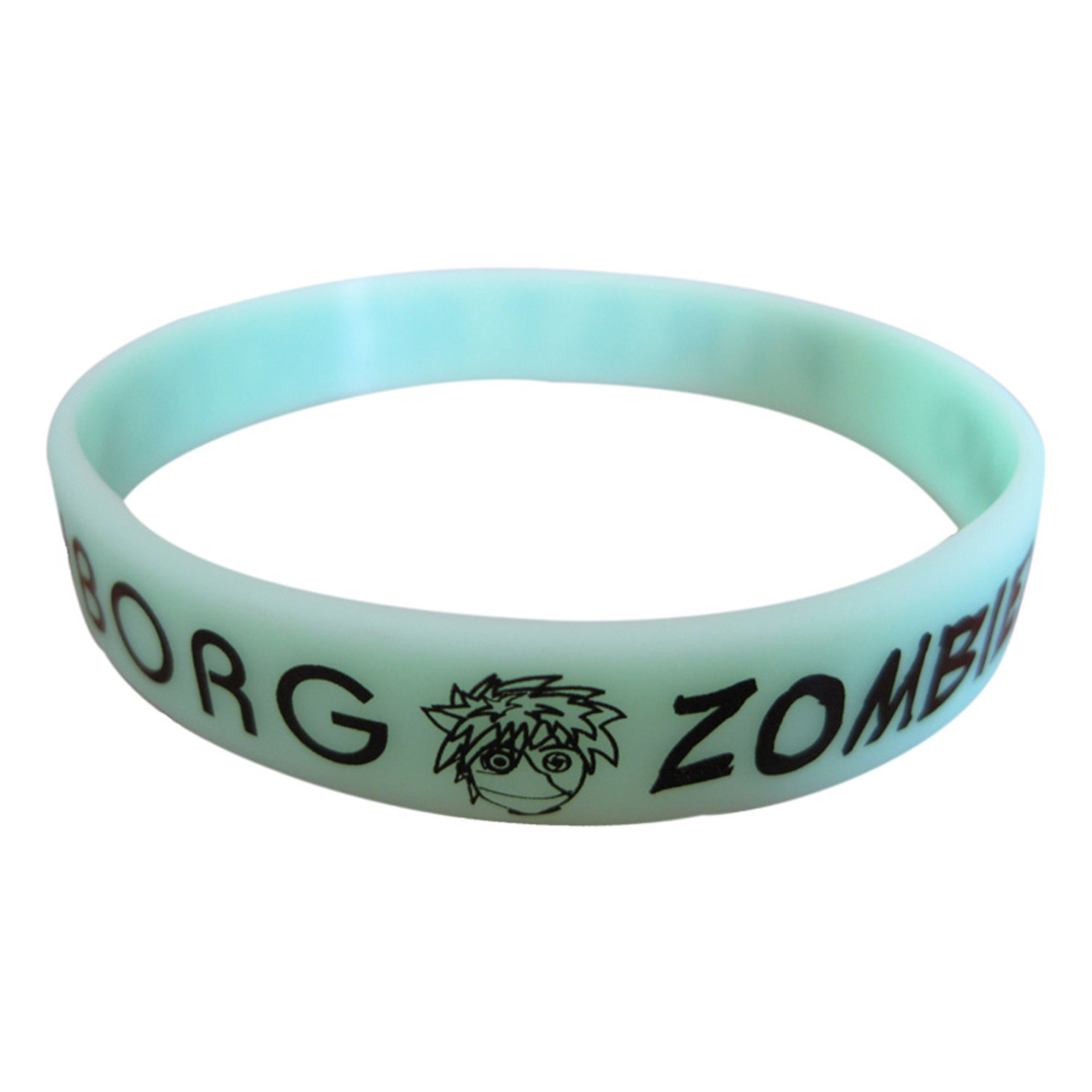 Newest Wristband Custom Silicone Rubber Bracelet