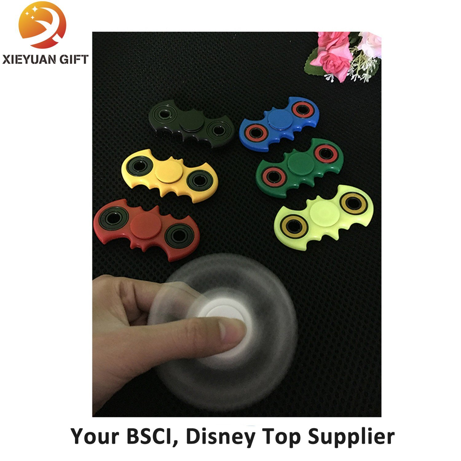 New Hand Spinner Toy