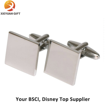 Hot Sell Custom Engravable Cufflinks in China