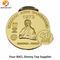 New Product Wholesale Japan Judo Sport Medal with Gold