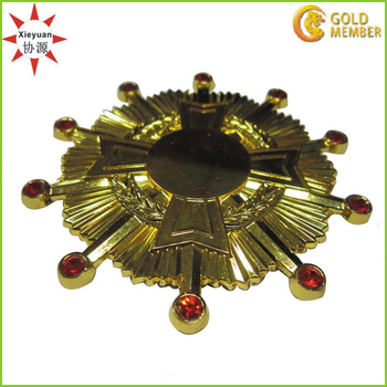 2015 New Products of Gold Metal Medal