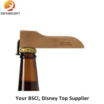 Factory Sell OEM Eco-Friendly Wooden Bottle Opener