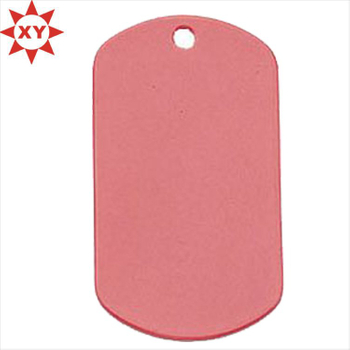 China Wholesale Blank Dog Tags Brass for Dogs