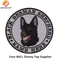 Exquisite Fine Detail Animal Dog Embroidery Badge