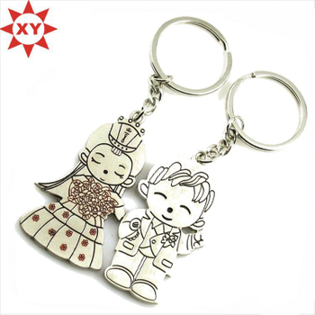 New Design Couples Keychains Wholesale (XY-MXL72901)