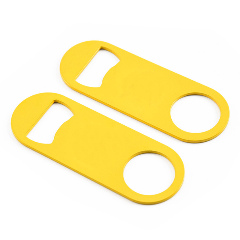 High Quality Metal Material Zinc Alloy Beer The Credit Card A Bottle Opener