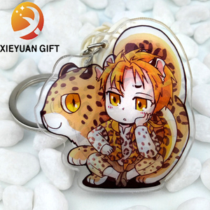 Wholesale Custom High Quality Anime Keychain